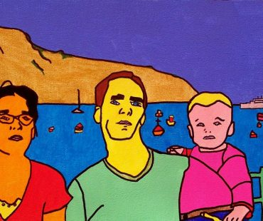 Carmen, Martin and Pablo